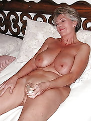 White Grannies and Matures 2