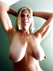 Nasty older slut for every taste