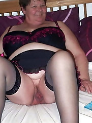 Assorted Granny Pussy 9