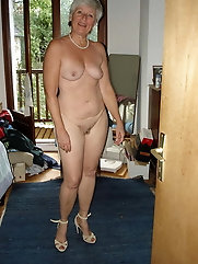 Delicious mature G-I-L-Fs in ideal shape