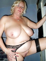 Older milfs are getting naked on cam