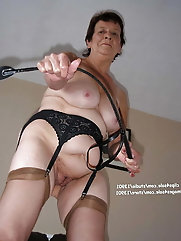 Fatty mature milf is getting undressed on cam