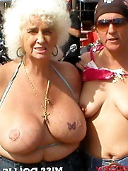 Insatiable aged mama enjoys a big boner very much